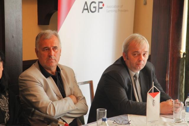 Vanja Bulatovic i Zoran Puhac